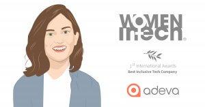 Adeva is the most inclusive tech company