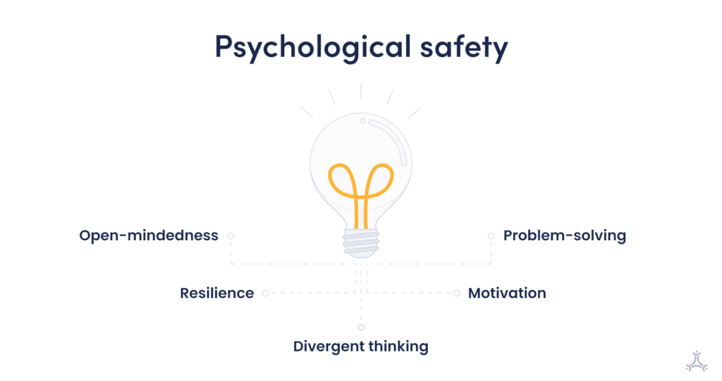 psychological safety one on one meetings