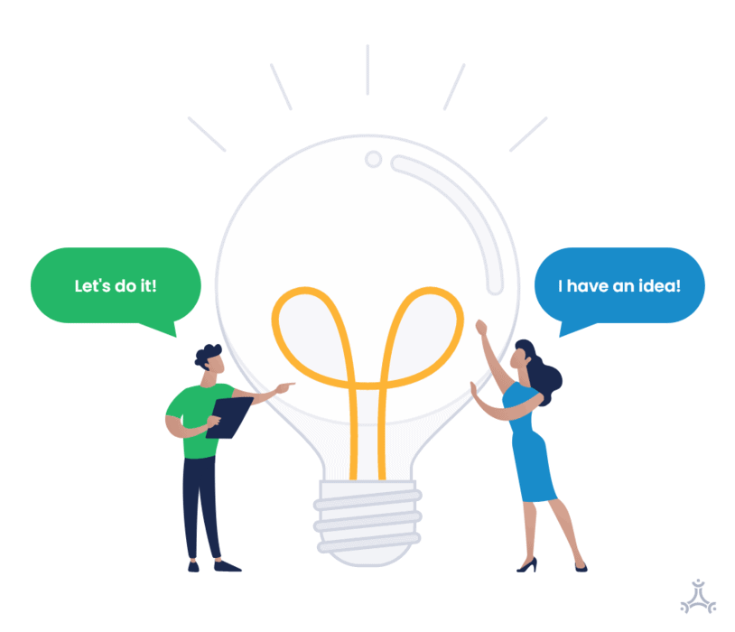 listen to employee's feedback 1 on 1 meetings