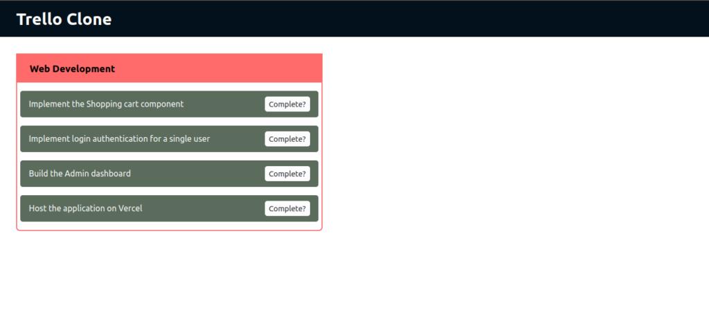 Build A Headless Trello Clone With Fauna SDK, TypeScript, and Vercel CLI 10