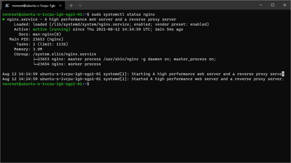 Deploying Laravel Applications on Virtual Private Servers